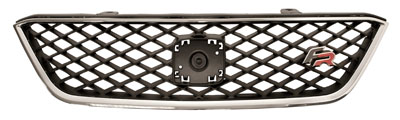 SEAT-IBIZA-Front-Grille-Black-With-Chrome-Surround